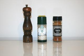 04 - Gewürze / Seasoning