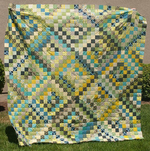 Chicopee Scrappytrip Quilt Top