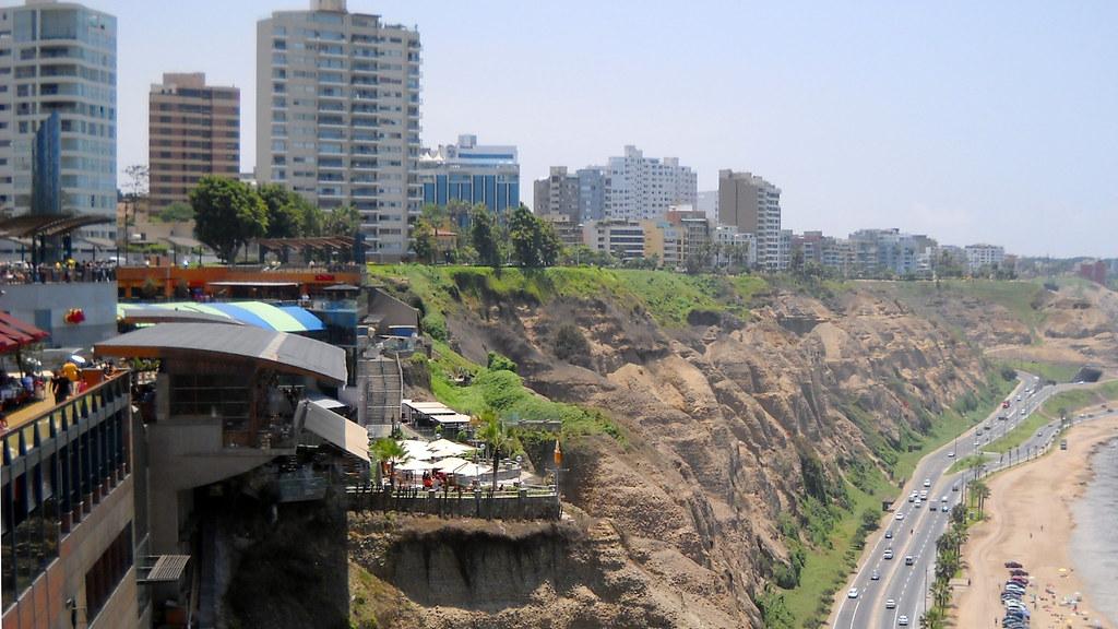Lima, Peru Modern City