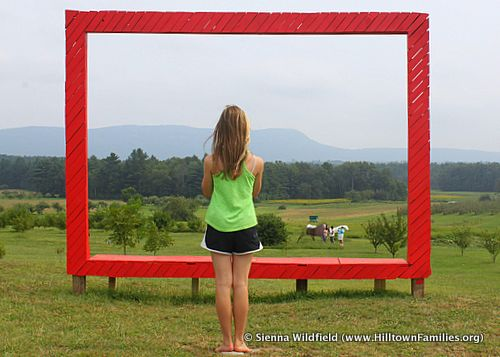 Visual Art Bulletin Board Hilltown Families