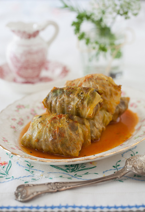Golubzi - Stuffed Cabbage 2