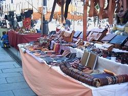Fin de semana de los mercadillos en Nervion: Medieval y Village