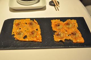 Tortilla de chanquete de rodaballo