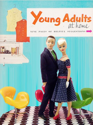 young adults at home by Sartoria Gigi