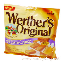 Werther's Original Soft Creme Caramels