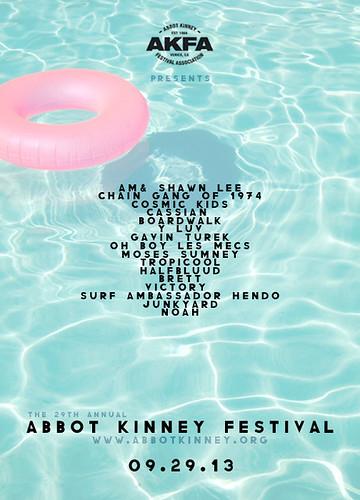 Abbot Kinney Festival 2013