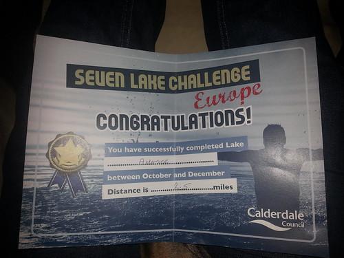 achievement unlocked: lake Attersce :) (@activeCdale)
