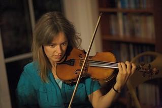 Renske Velthuis (viool)