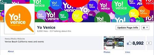 YoVenice Facebook