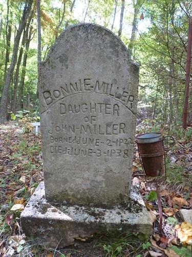Bonnie Miller Grave