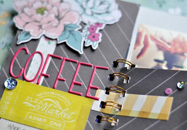 COFFEE  mini album Kasia Tomaszewska 99