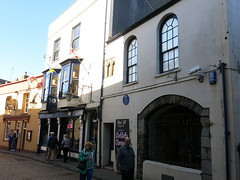 Photo of Council Chamber, Tenby and Guildhall, Tenby blue plaque