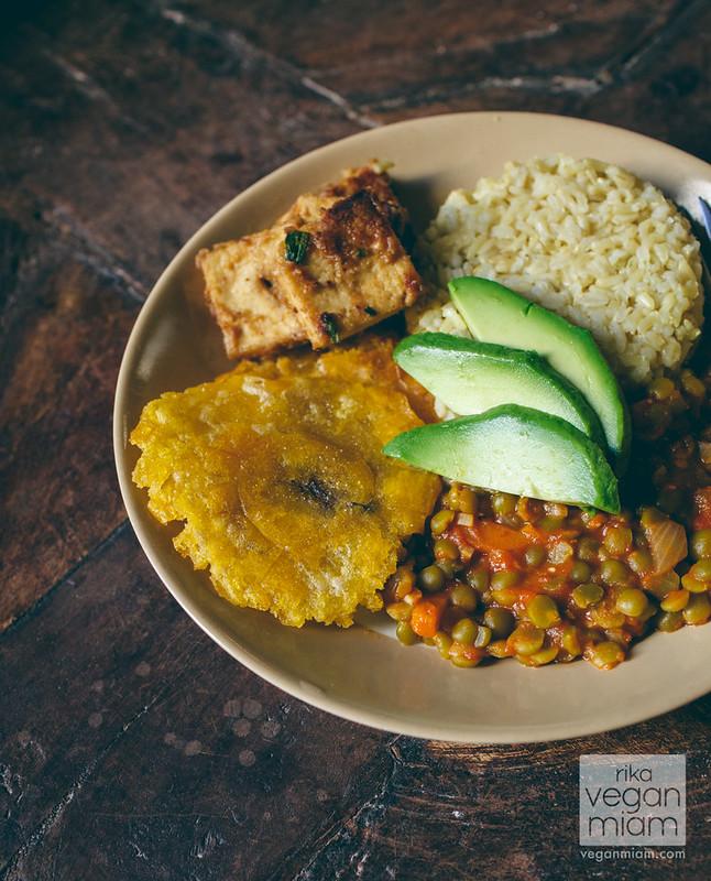 The Rica Bowl (vegan)