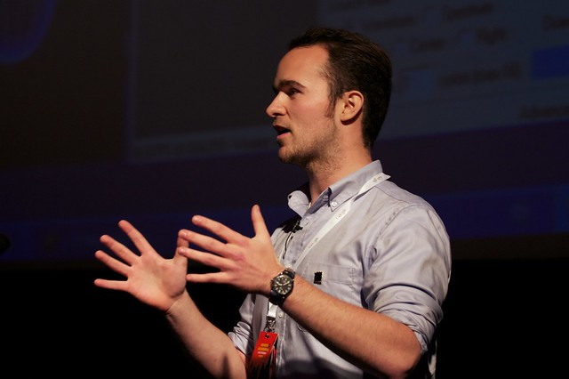 Kenneth Auchenberg, speaking at Full Frontal 2013