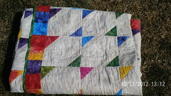 Hand Dyed Quilt 2
