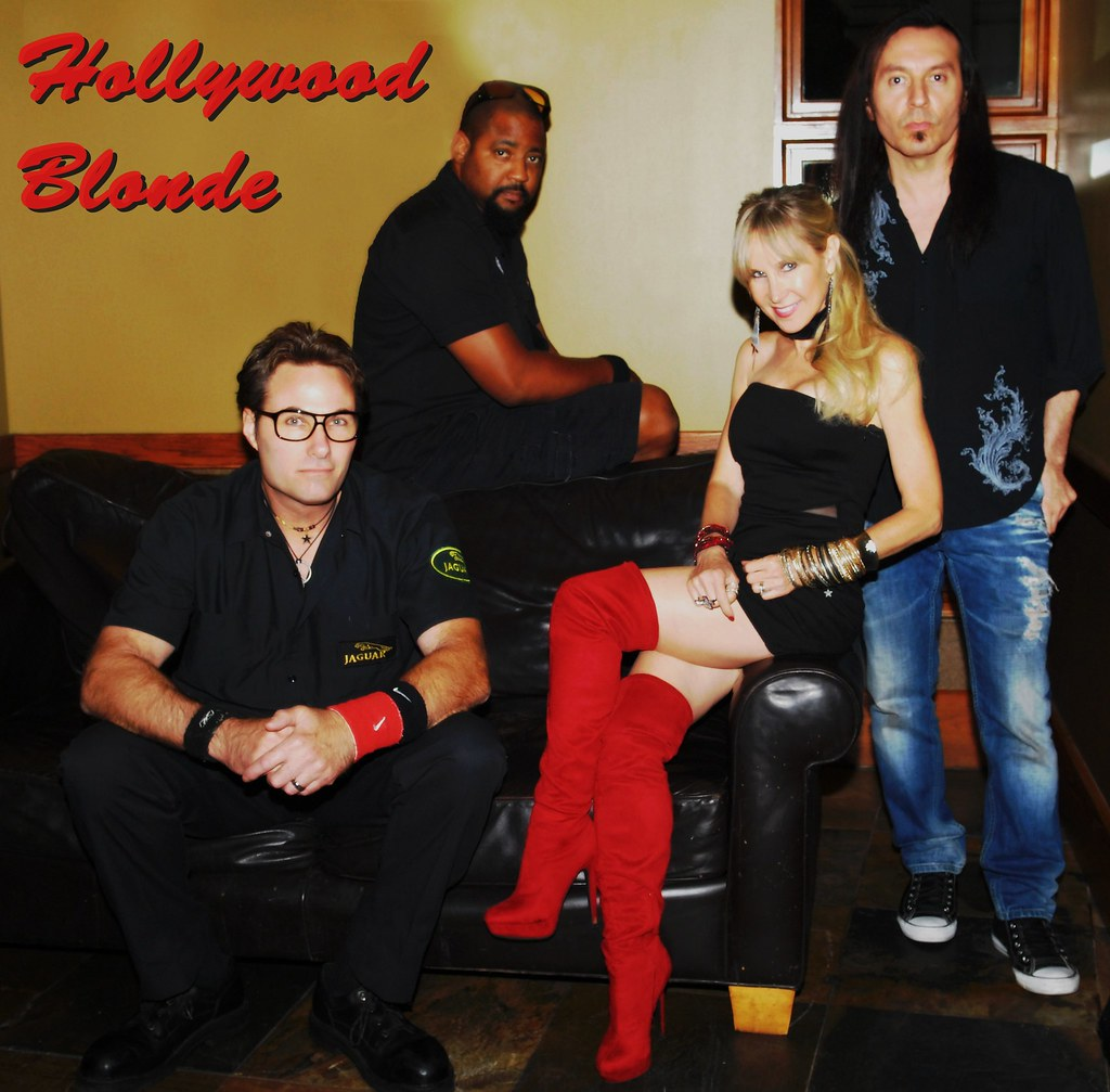 Hollywood Blonde Band