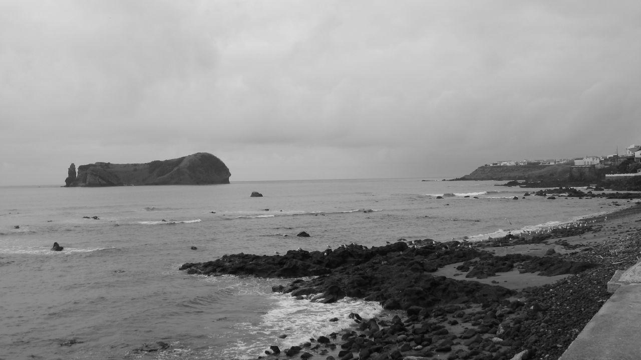 21. Azores en blanco y negro. Autor, Blvesboy