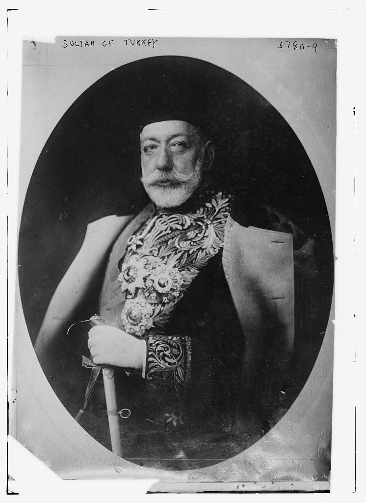 Sultan of Turkey (LOC)
