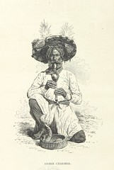 """British Library digitised image from page 10 of """"Indian Pictures, drawn with pen and pencil"""""""