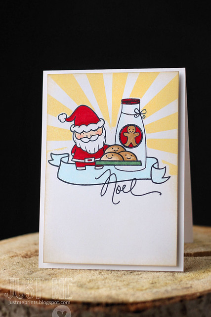 milk & cookies for santa {lawnscaping winter blog hop}