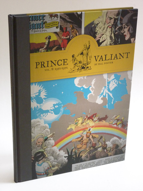 Prince Valiant Vol. 8 cover photo