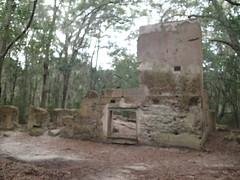 Stoney - Baynard House Ruins