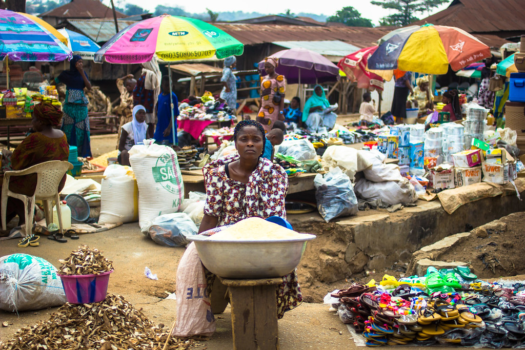 Local Markets in Africa