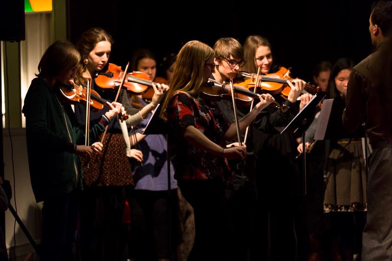 Folkbal Academie Borgerhout