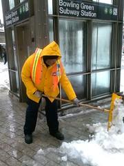 Snowstorm - February 5, 2014