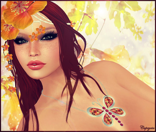 Sunshine Flowers... by ♥Caprycia♥