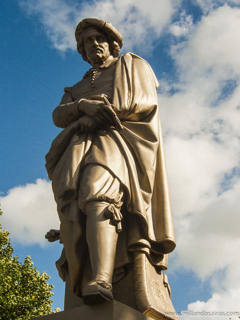 Plaza de Rembrandt