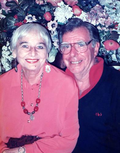 Lucy Bremner's parents