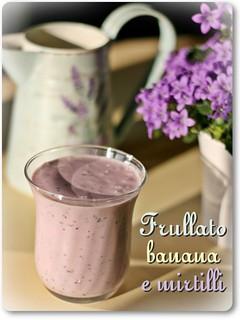 Frullato con Yogurt Greco