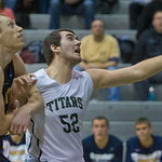 2014-02-29 -- Men's basketball vs. Augustana.