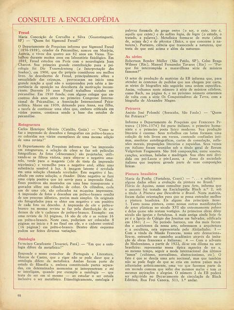 Enciclopédia, Nº 12, Abril 1968 - 42