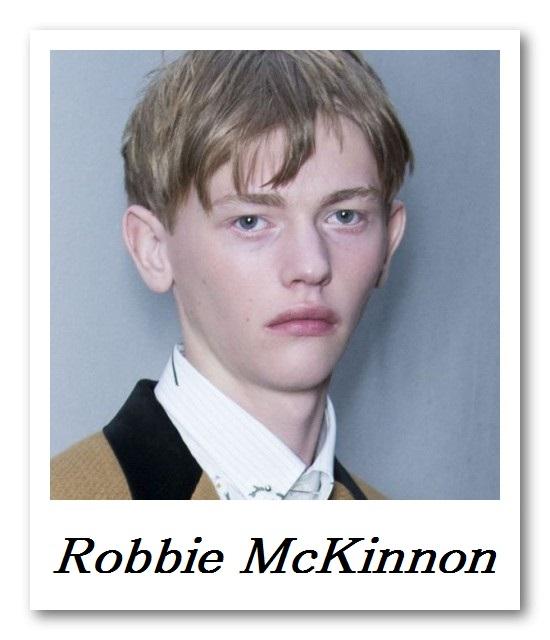 EXILES_Robbie McKinnonFW14 Paris Dior Homme(fashionising.com)