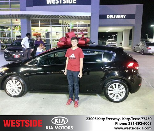 Westside KIA Houston Texas Customer Reviews and Testimonials-Nancy Rebeck by Westside KIA