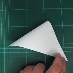 การพับกระดาษเป็นรูปเรือมังกร (Origami Dragon Boat) 003