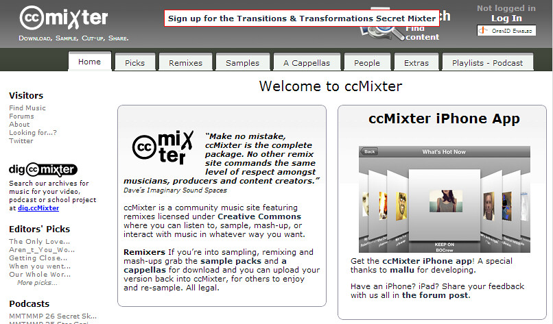 ccMixter
