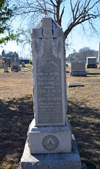 Woodmen of the World grave marker - George R. Bothwell