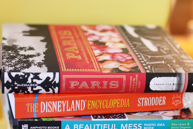 pretty lovely: my favorite 'coffee table books'