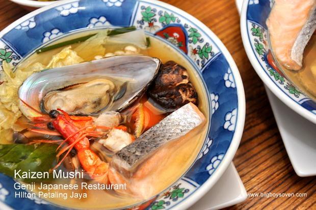 Genji Japanese Restaurant Hilton Petaling Jaya 8