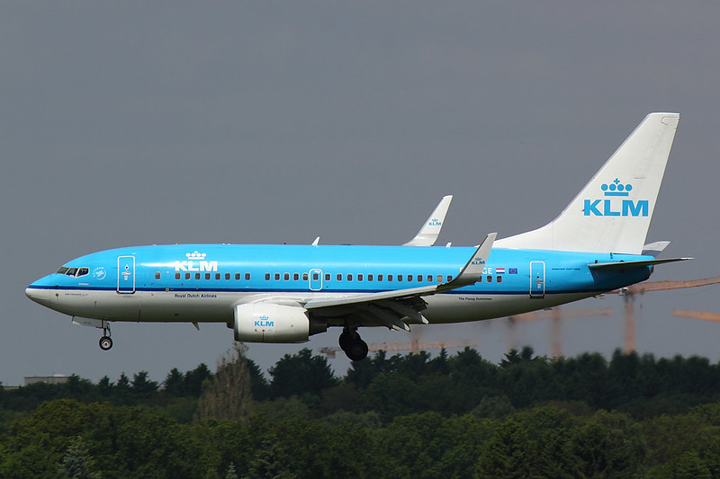 KLM - B737 - PH-BGE