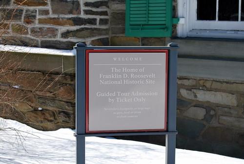 Roosevelt - sign