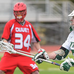 2014-04-02 -- Men's lacrosse vs Olivet College