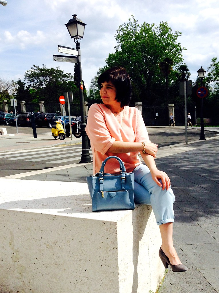 Madrid, España - Spain - Outfit of the Day - OOTD