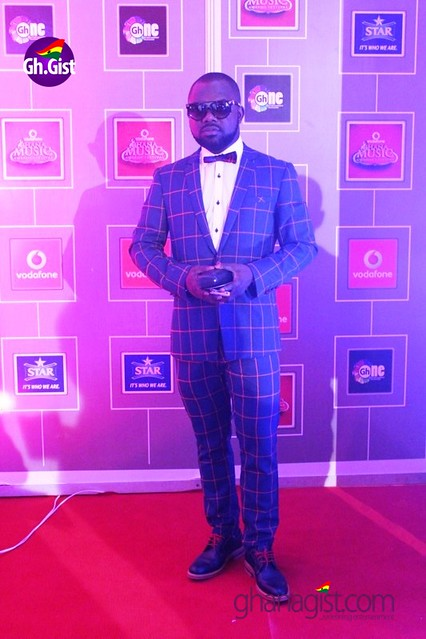 Comotion at Ghana Music Awards 2014