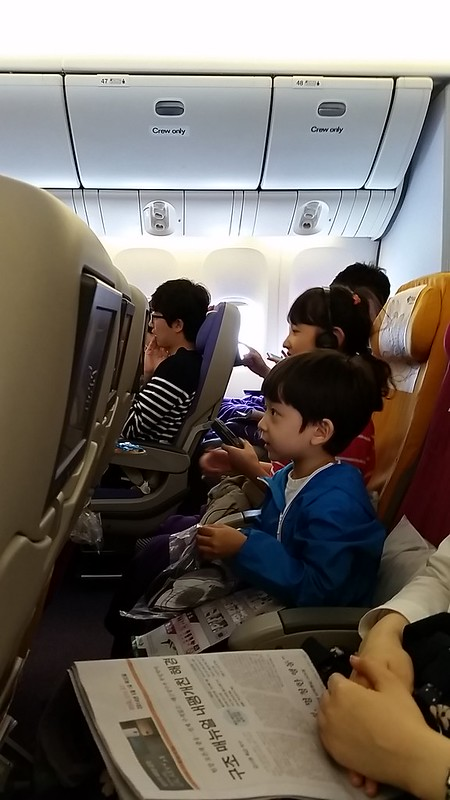 Thai Air (TG629, ICN to HKG)