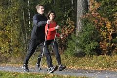 "Švédské ""walking"" hole BungyPump pohledem fyzioterapeuta"