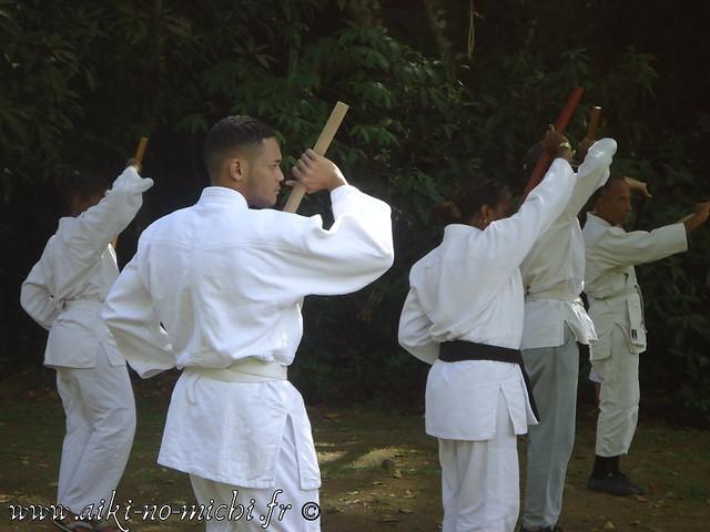 Aiki jinja, Squale club et l'ASPTT à BOLARIVIE